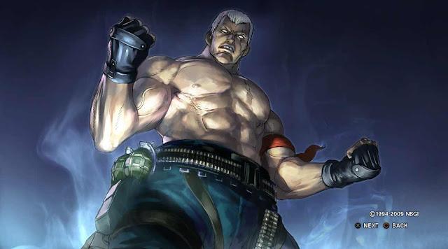 tekken 7 characters and their stories bryan fury