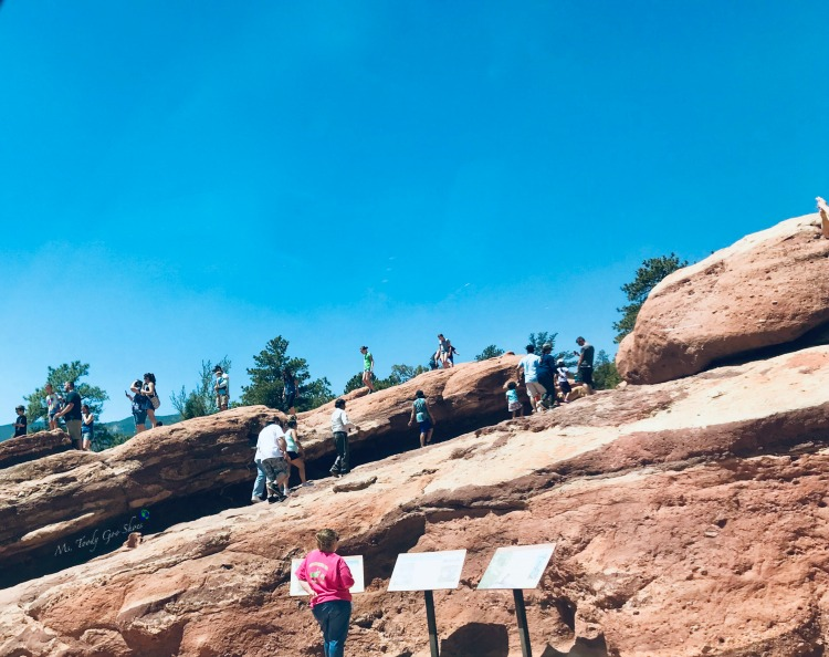 Garden of the Gods, Colorado Springs | Ms. Toody Goo Shoes