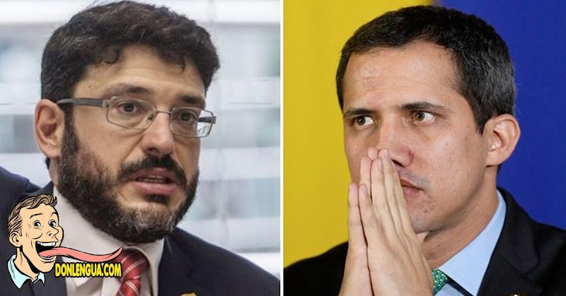 Renunció a su cargo el Procurador Especial designado por Guaidó