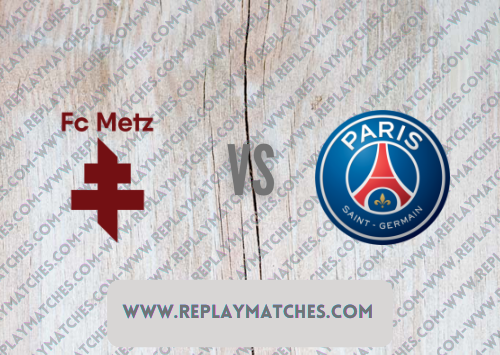 Metz vs PSG -Highlights 22 September 2021