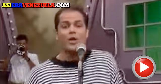 El Merengue con Ópera de Carlos Alfredo - El nuevo merenguero de los años 80