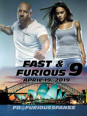 Fast & Furious 9 Bluray 2019 Subtitle Indonesia
