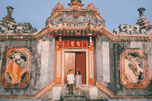 Không chỉ gây thương nhớ bởi vẻ mộc mạc, bình dị của phố cổ, Hội An (Quảng Nam) mới đây xuất hiện một địa điểm check-in mới làm say mê hội sống ảo.