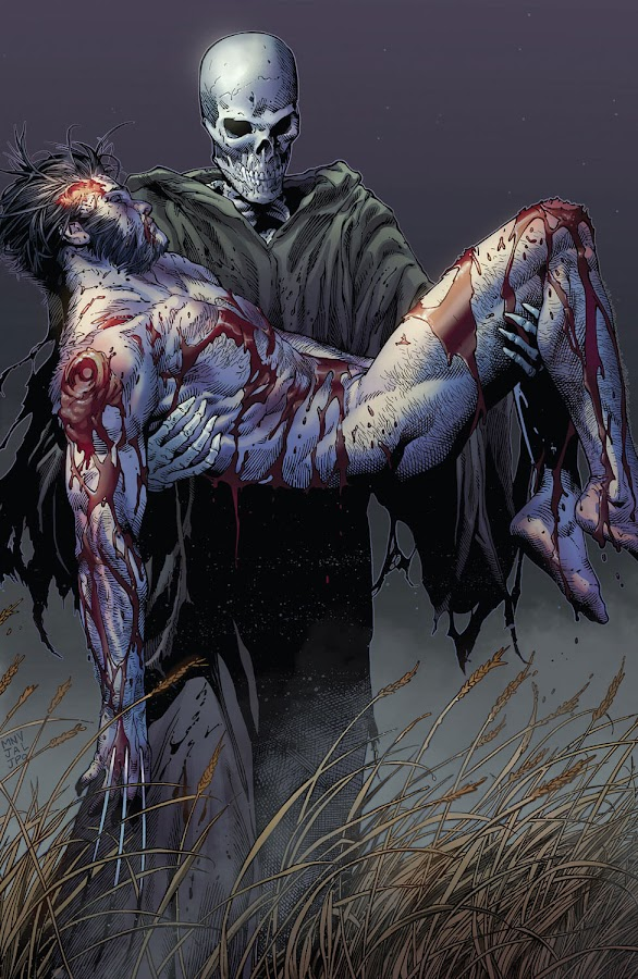 death of wolverine marvel