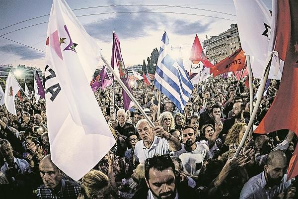Η εκλογική ταλάντωση του ΣΥΡΙΖΑ στις διπλές εκλογές του 2019