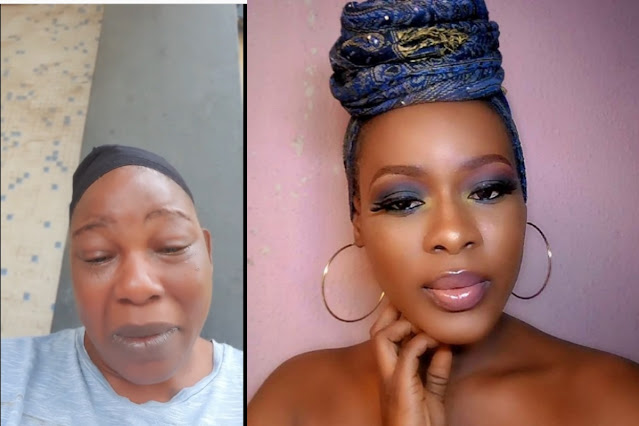 'I Miss My Daughter So Much' - Actress Ada Ameh Cries Out After Loosing Only Child