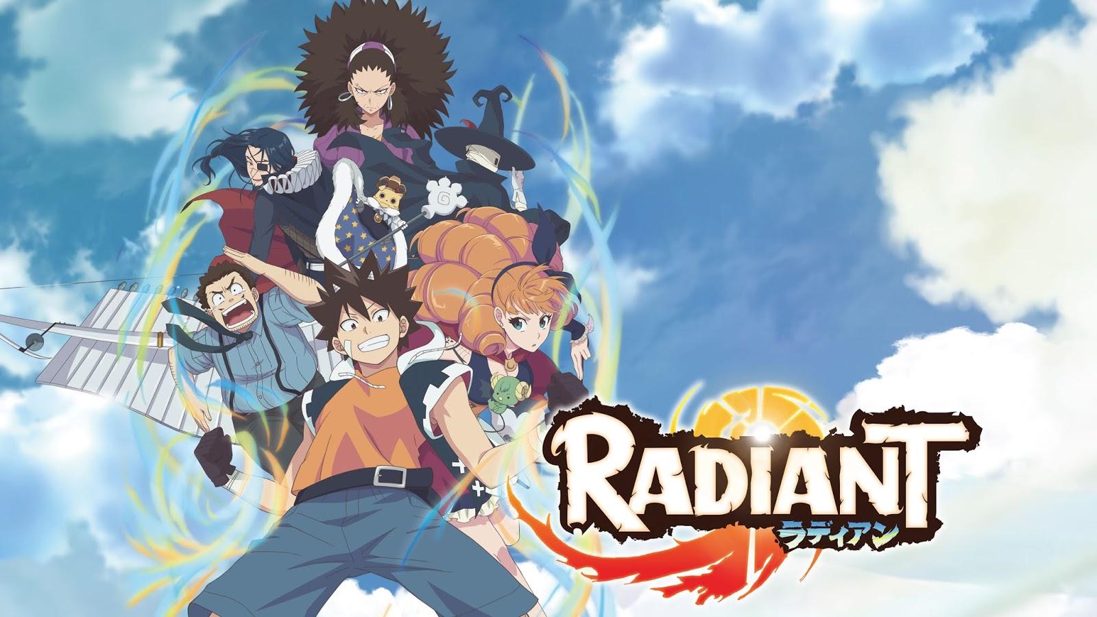 Radiant (Episode 01 – 21) Subtitle Indonesia
