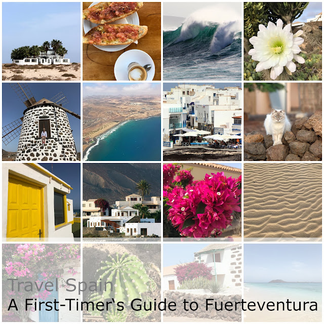 A First Timer's Guide to Fuerteventura