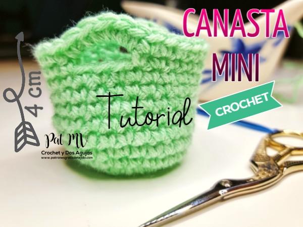 como-tejer-mini-canasta-crochet