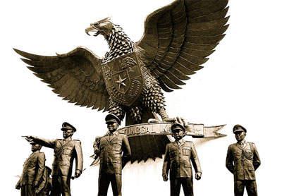 PANCASILA, INDONESIA NATIONAL IDEOLOGY  INDARs information