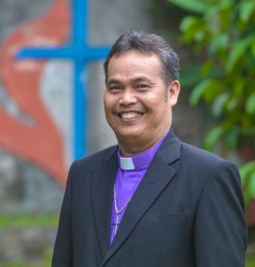 Bishop Kristi Wilson Sinurat