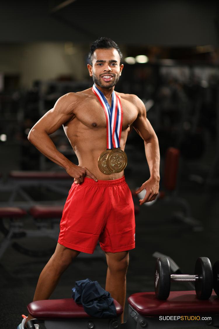 Professional Body Building Fitness Photography Male Model Portfolio Gym Workout SudeepStudio.com Ann Arbor Photographer