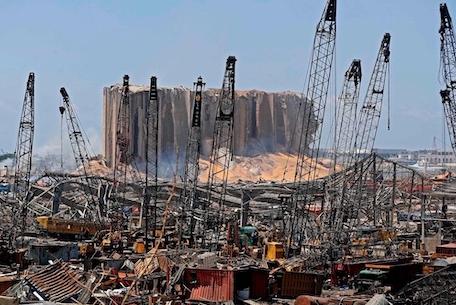 فاجعة مرفأ بيروت تخيم على تعديلات الأغلبية بمجلس المستشارين