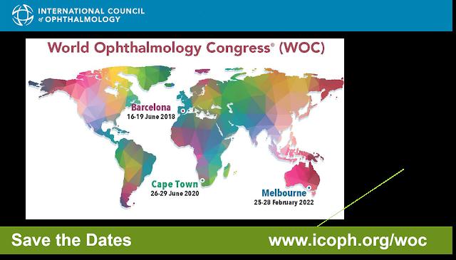 World Ophthalmology Congress 2018