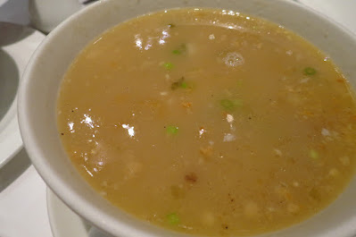 Jade Golden Palace, pomfret porridge