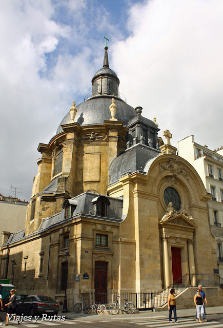 Iglesia Réformée du Marais, Paris