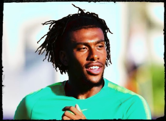 Sports: The Only Nigerian Artiste In Alex Iwobi's Playlist
