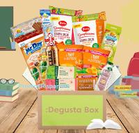 Degustabox :  vinci gratis una Box per te e una per una tua amica
