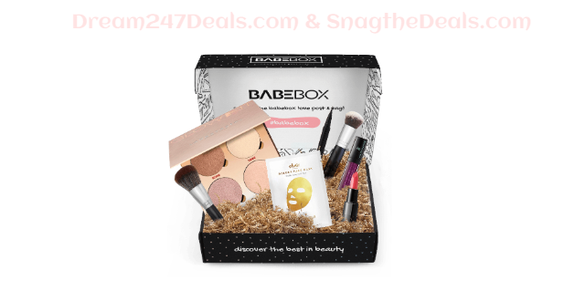 Try BabeBox for Free! pay only for shipping