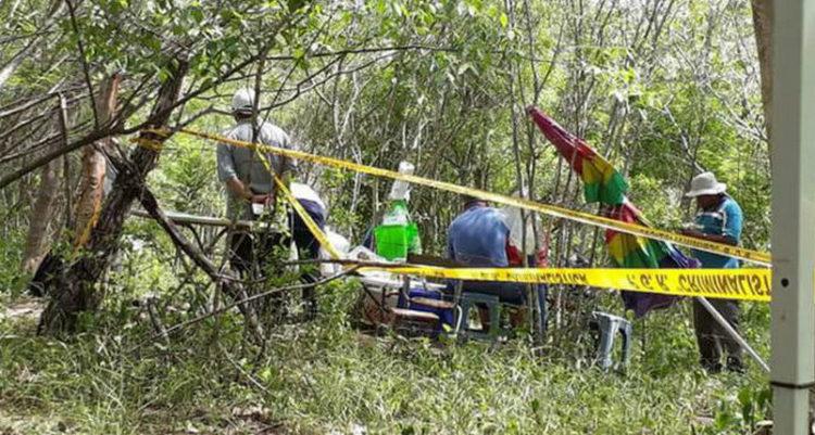 VIDEO: Localizan restos de 166 personas en narcofosa en Veracruz.