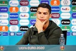 UEFA Minta Tim Euro 2020 Agar Hentikan Aksi Singkirkan Botol Sponsor