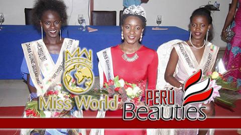 Miss World Guinea-Bissau 2017 / 2018
