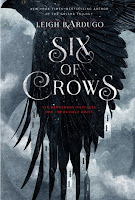 UK Book cover of Six of Crows by Leigh Bardugo