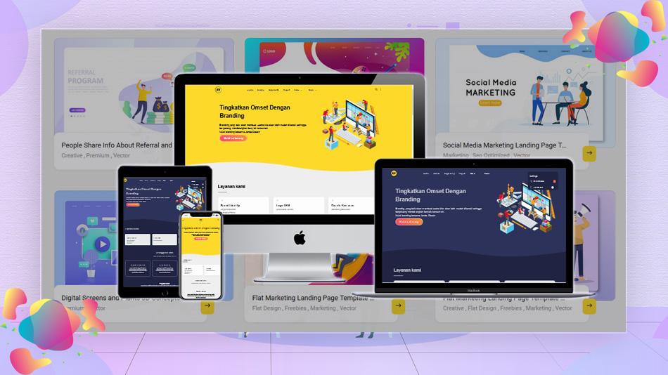 Janda Design - Responsive Blogger Template