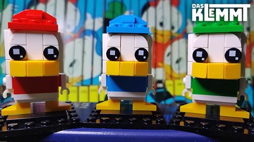 LEGO® 40477 Huey, Dewey and Louie & Scrooge McDuck