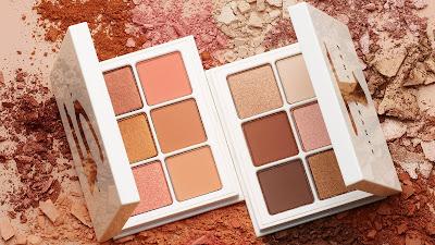 Fenty brown palette
