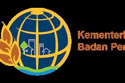 Logo Kementerian ATR / BPN Vektor AI