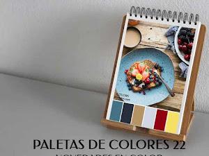 Paletas De Colores 22 Novedades En Color