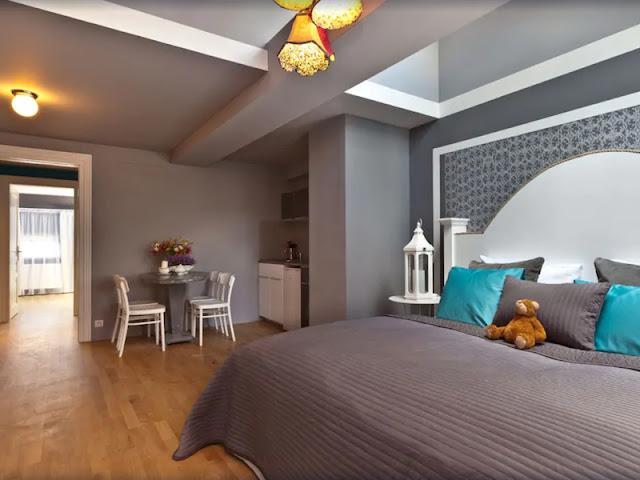 Royal Prague City Apartments 皇家布拉格城市公寓的2房1厕单位