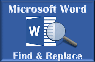 MS-Word Videos Find and Replace