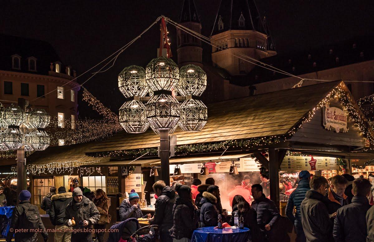Weihnachtsmarkt Mainz.Mainz Images Am 07 Dezember Auf Dem Weihnachtsmarkt In Mainz