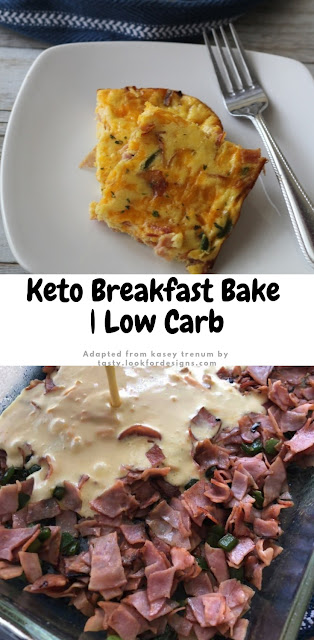 Keto Breakfast Bake Low Carb