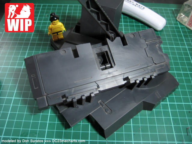 1 hour custom diorama for your Gundam model kits |Don