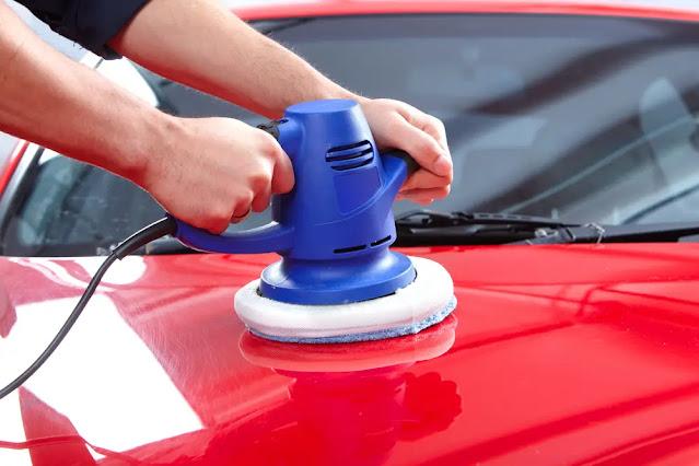 Langkah Coating Mobil Sendiri