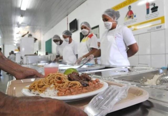 A partir de 1 de setembro, o Restaurante Comunitário de Samambaia passará a fornecer café da manhã, a refeição matinal por apenas R$ 0,50