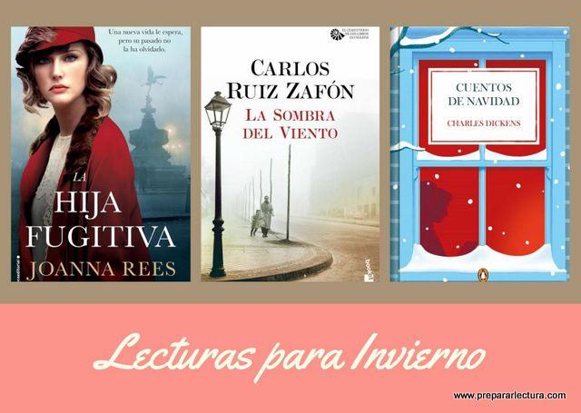 libros perfectos para invierno