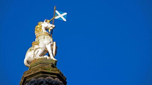 Skotlandia Menjadikan Unicorn Sebagai Hewan Nasional