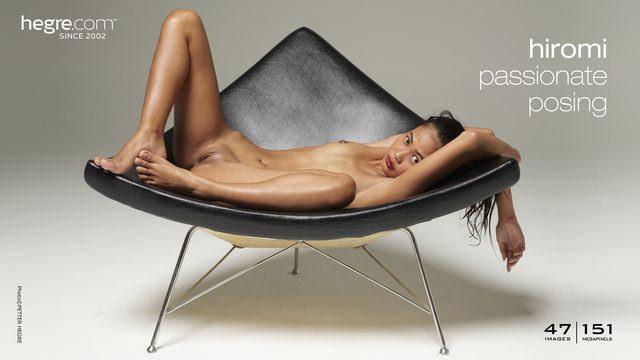 [Art] Hiromi - Passionate Posing - Girlsdelta