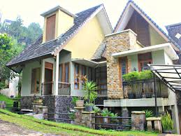 De Dago Cottage Lembang Bandung, Sebuah Rumah untuk Menginap yang Berkelas
