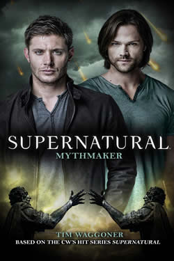 Capa de Supernatural
