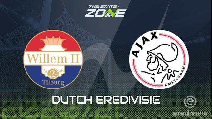 مشاهدة مباراة فيليم 2 تيلبورغ و أياكس أمستردام بث مباشر