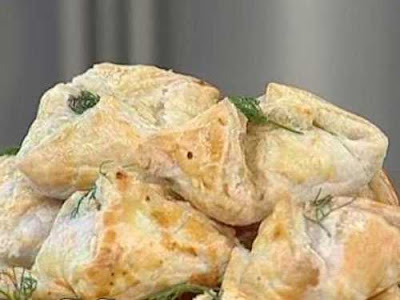 باستري بالبروكلي والجبن - مطبخ منال العالم