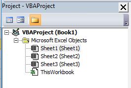 Kumpulan Source Kode VBA Excel untuk Menonaktifkan Fungsi-Fungsi Tertentu Secara Cepat