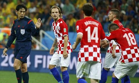 Croatia lần đầu tiên làm nên lịch sử tại World Cup 1998.