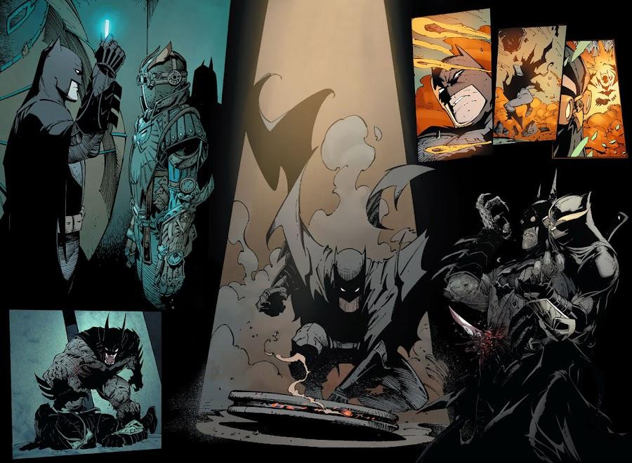 court of owls dc comics batman new 52 scott snyder greg capullo