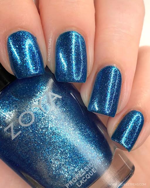 Zoya Alessia - 25 Sweetpeas